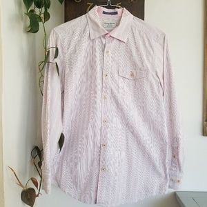 Tommy Bahama Mens Button Down Shirt S
